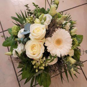 Bouquet rond «Élégance»